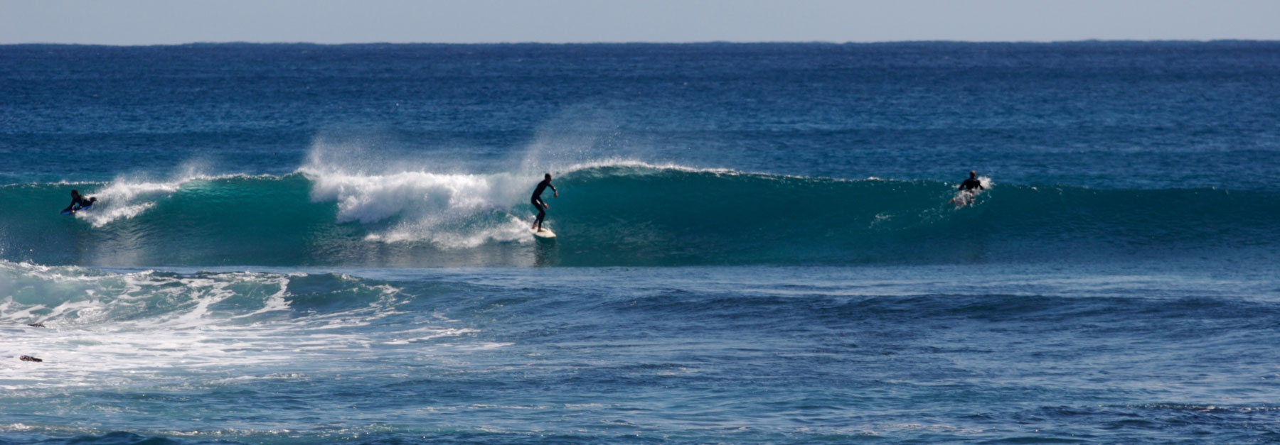the surf in lanzarote